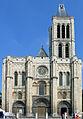 Saint-Denis - Basilique Saint-Denis - Façade occidentale -1.JPG