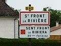 Saint-Front-la-Rivière panneau.JPG
