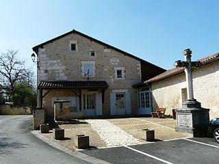 Saint-Pancrace, Dordogne Commune in Nouvelle-Aquitaine, France