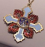 Saint Cyril and Methodius Order of Merit.jpg