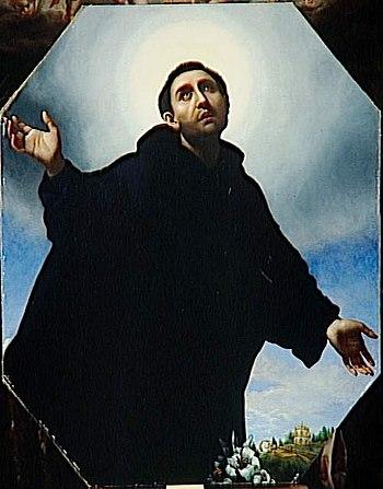 Français : Saint Philippe Benizzi (par Dolci C...