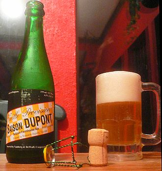Saison - Saison Dupont Vieille Provision, the template for modern saisons