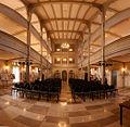 """Sala główna w """"Nowej Synagodze"""" w Ostrowie Wlkp..jpg"""
