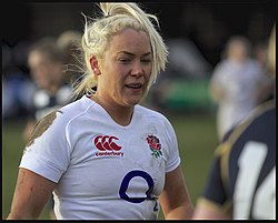Sally Tuson England Women v Scotland Women (RBS 6 Nations) - 8440431429.jpg