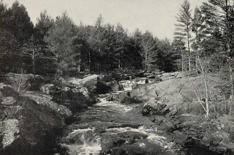 Salmon Falls River, Milton, NH