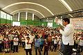 Salomón Jara, 7to día de campaña en Teotitlán de Flores Magón.JPG