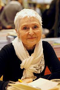 Salon du livre de Paris 2011 - Herbjørg Wassmo - 001.jpg