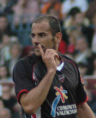 1999–2000 La Liga - Salva was the top goalscorer of the 1999–2000 season