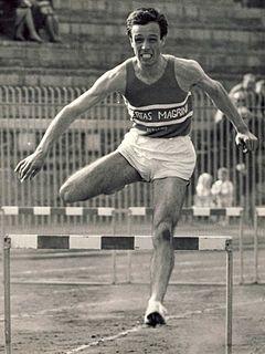 Salvatore Morale Italian hurdler