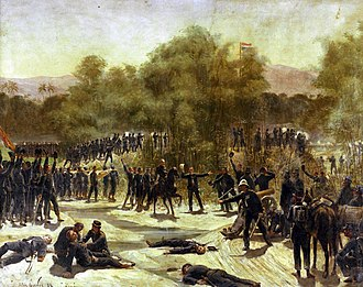 Aceh War - Battle of Samalanga (1878)