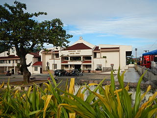 Sampaloc, Quezon Municipality in Calabarzon, Philippines