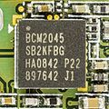 Samsung SGH-D900i - Broadcom BCM2045 on motherboard-8863.jpg