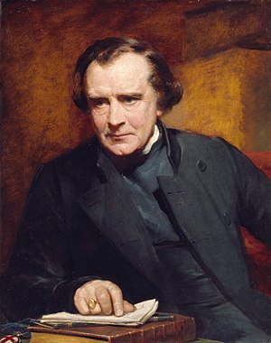Samuel Wilberforce - Samuel Wilberforce, painted by George Richmond, 1868