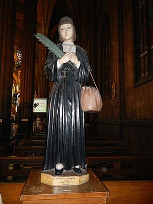 Magdalene of Nagasaki - Magdalene of Nagasaki (Basilica of San Sebastian, Manila)