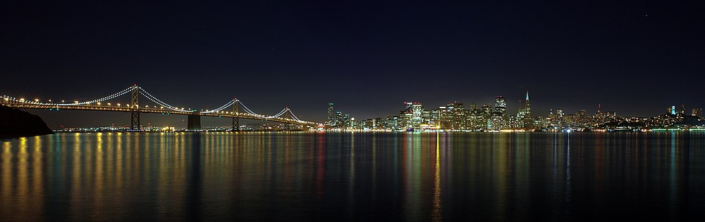 San Francisco City Lights - Flickr - Joe Parks.jpg