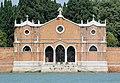 San Michele, Venice, main entrance.jpg