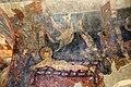 San lorenzo in insula, cripta di epifanio, affreschi di scuola benedettina, 824-842 ca., martirio di san lorenzo 00,2.jpg