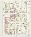 Sanborn Fire Insurance Map from Lancaster, Fairfield County, Ohio. LOC sanborn06756 003-10.jpg