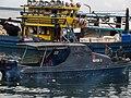 Sandakan Sabah MarinesDisembarkBehindFishMarket-02.jpg