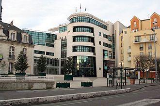 Sannois - Town hall