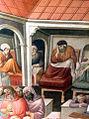Santa croce, int., cappella maggiore, agnolo gaddi e bottega, affreschi 14.jpg