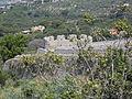 Santuario di Monte Sant'Angelo. Le Mura - Penultima torre 1.JPG