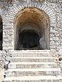 Santuario di Monte Sant'Angelo. Piccolo tempio. Esterno 7 (Ingresso piccolo tempio).JPG