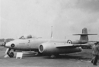 Air Service Training - The sapphire Meteor was converted by Air Service Training Ltd.