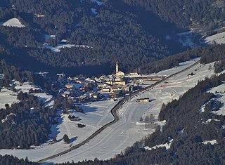 Sollières-Sardières Part of Val-Cenis in Auvergne-Rhône-Alpes, France