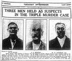 1909 Savannah axe murders - Wikipedia