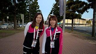 Shiho Tanaka Badminton player