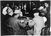 Scenes of open gambling in Reno, Nevada casinos- game of faro LCCN2003677182.jpg