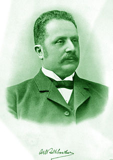 Axel Robert Schönthal Swedish engineer and founder of sports club Hammarby IF