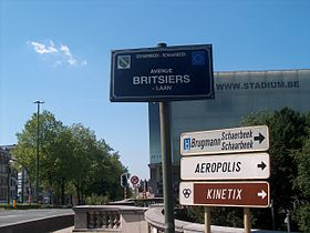 Image illustrative de l'article Avenue Urbain Britsiers