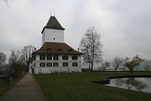 Schlosswil -  Wil Castle.