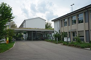 Kim Jong-un - The Liebefeld-Steinhölzli public school in Köniz, Switzerland, which Kim Jong-un is reported to have attended.