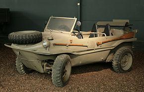 VW166两栖车