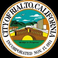 Rialto, California