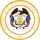 Seal of Utah (Alternate).svg