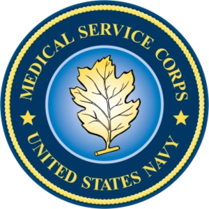 Navy Medical Service Corps - Image: Seal of the United States Navy Medical Service Corps