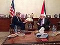 Secretary Kerry and Palestinian President Abbas Meet in Amman.jpg