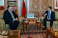Secretary Pompeo Meets with Moroccan Foreign Minister Bourita (49174744337).jpg