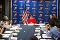 Secretary Pritzker Addresses Japanese Media - Flickr - East Asia and Pacific Media Hub (4).jpg