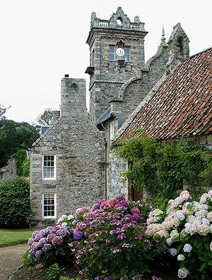 Gormenghast (castle) - Residence of the Seigneur of Sark