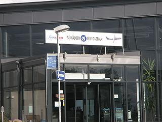 Seinäjoki Airport Airport in Ilmajoki, Finland