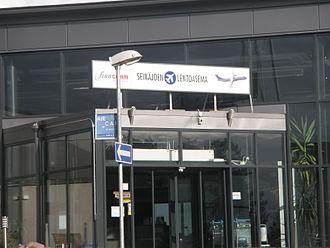 Seinäjoki Airport - Image: Seinäjoki Airport