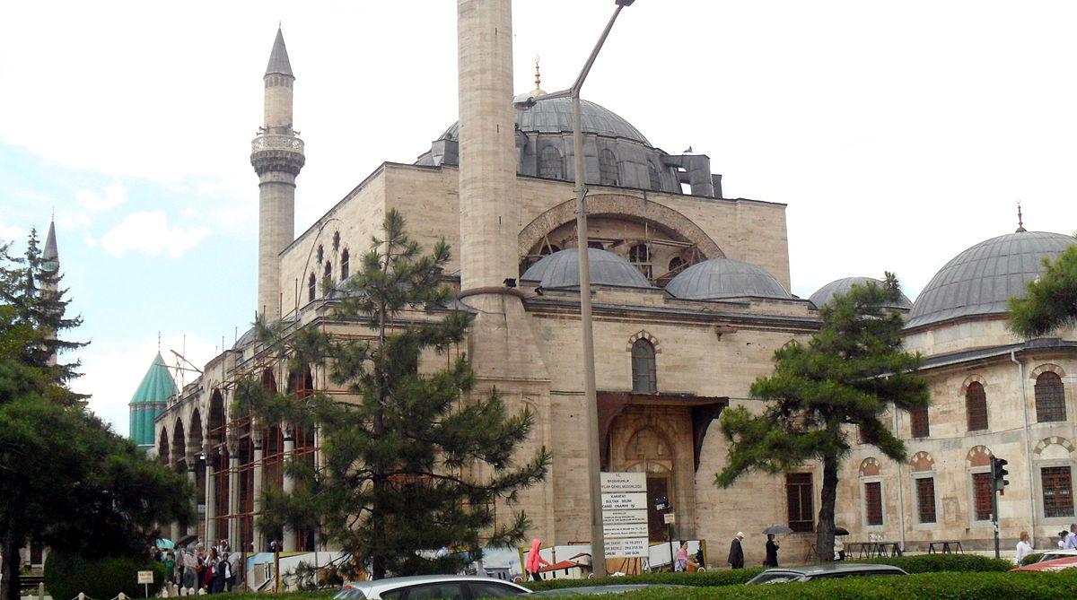 Selimiye Mosque Konya Wikipedia