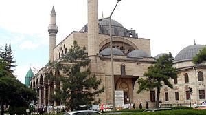 Selimiye Mosque, Konya - Image: Selimiye Mosque, Konya