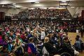 Senator Ron Wyden Town Hall - Multnomah County (33000806912).jpg