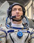 Sergey Ryzhikov at the Gagarin Cosmonaut Training Center in Star City.jpg